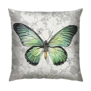 Swallowtail Butterfly Cushion