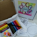 Easter Craft Kit, Activity Box For Kids