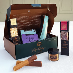Fudge Out Hamper - chocolates & confectionery