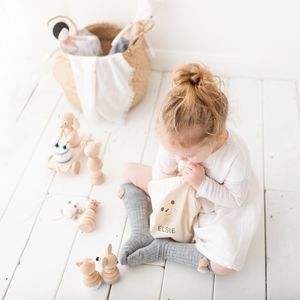 Large Personalised Toy Bundle Five Toys