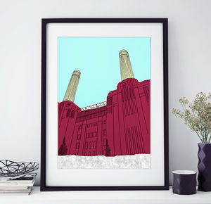 Battersea Power Station - posters & prints