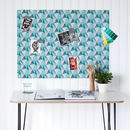 Shards Design / Large Magnetic Notice Board