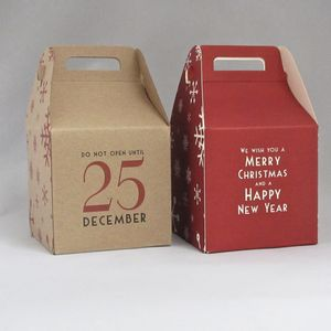 Christmas Gift Box - cards & wrap