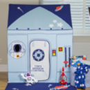 Large Outer Space And Rocket Playhouse