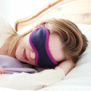 Cashmere Eye Mask - bedroom