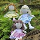 Natural Rag Dolls Honey, Neva And Brook