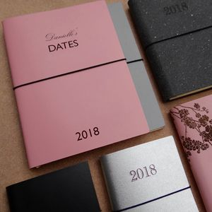 Leather Diaries - 2018 diaries