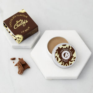 Chocolate Flavour Lip Balm - view all gifts for her