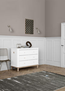 Classic Nordic Chest Of Drawers - furniture