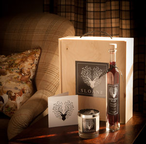 Lone Stag Gin And Sloane Candle