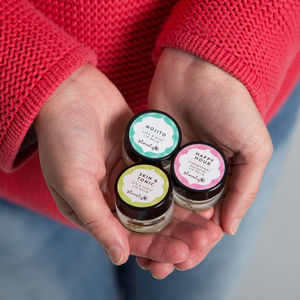 Alcoholic Lip Balm Bundle - stocking fillers