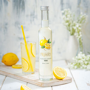 Cloudy Lemon Vodka