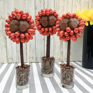 Lindor Mini Egg And Bunny Paw Tree