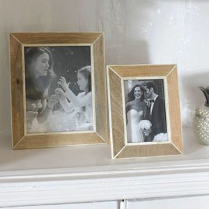 Natural Mango Wood Photo Frame