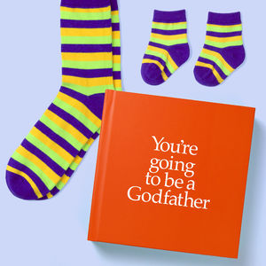 'You're Going To Be A Godfather' Gift