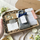 The Pause And Unwind Vegan Pamper Gift Set
