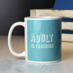 Adult In Training Mug