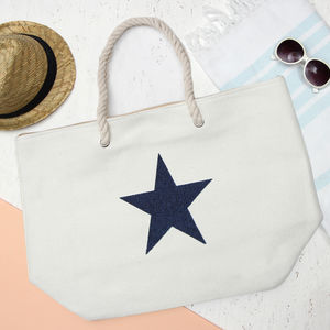 Personalised Beach Bag