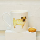 Dog Mugs In Fine Bone China