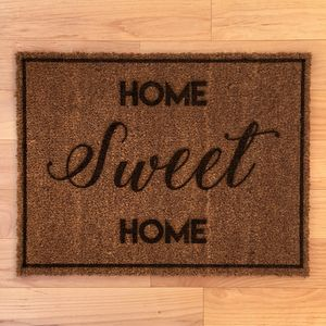 Home Sweet Home Doormat - rugs & doormats