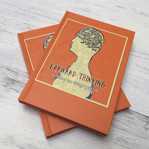 Forward Thinking, Mindfulness Diary - on trend: mindfulness & goals