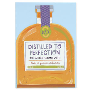 'Dad Distilled To Perfection'