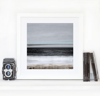 Sound Of Sea Fine Art Home Print