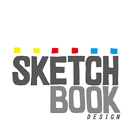 Sketchbook Design Logo
