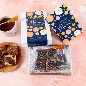 'Best Mum Ever' Gluten Free Afternoon Tea For Two Gift