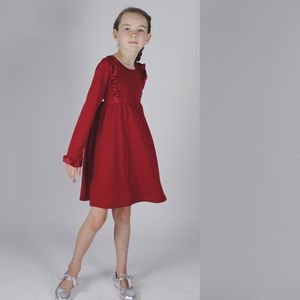 Merino Wool Darling Dress - dresses