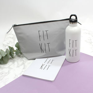 'Fit Kit' Gym Gift Set - new year new you