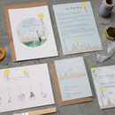 Our Place Wedding Stationery Suite