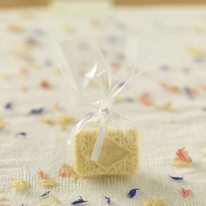 Custard Cream Party Favour