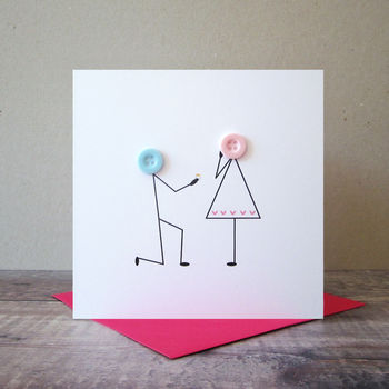 Proposal Button Card