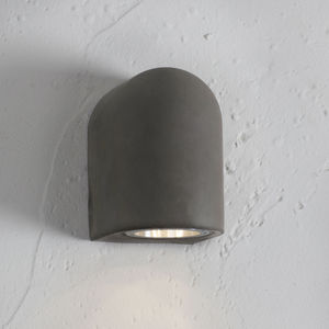 Concrete Down Light