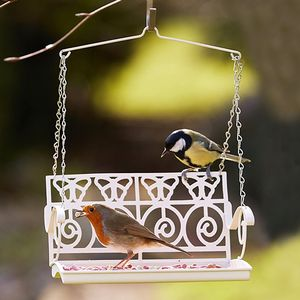 Swing Bird Feeder