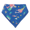 Mermaid Baby Bandana Bib