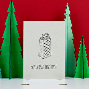 Grate Christmas Card - cards