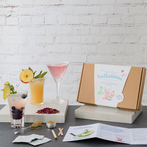 Vodka Botanical Cocktail Garden Kit