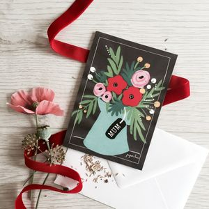 'Happy Mother's Day Mum' Seed Packet - card alternatives