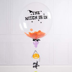 Halloween Bubble Balloon