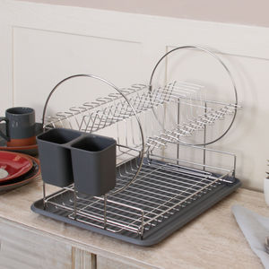 Falkirk Industrial Dish Drainer - whatsnew