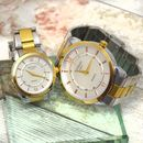 Engraved His And Hers Wrist Watches