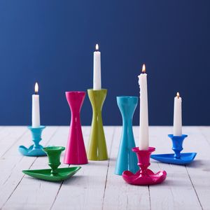 Bright Candlesticks