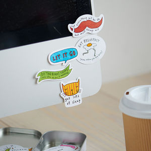 Simple Reminders Stickers - find your routine