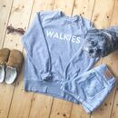 The Walkies Sweater