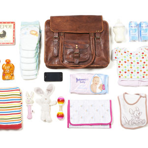 Alternative Baby Bag - holdalls & weekend bags