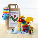 Sock Dragon Craft Kit