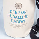 Personalised Cycling Water Bottle Bag