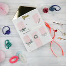 Hair Accessories Christmas Advent Calendar